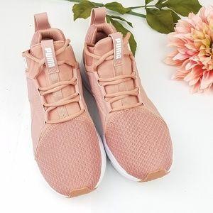 Puma soft foam comfort insert tennis shoes sz 8.5